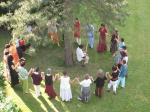 Tanz unter Baum - Shannon