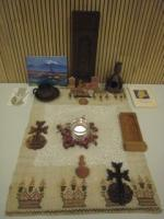 Armenische Tänze Altar