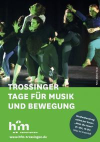 Cover-Tage für Musik und Bewegung